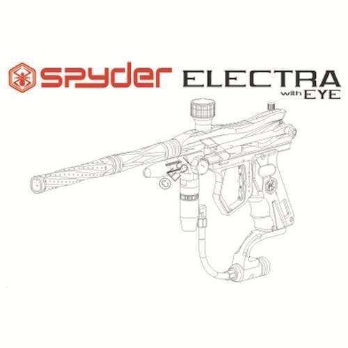kingman spyder electra with eye and rocking trigger gun manual