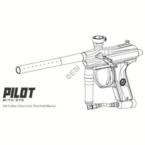 kingman spyder pilot with eye 09 gun manual
