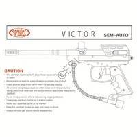 Kingman Spyder Victor 05 Gun Manual