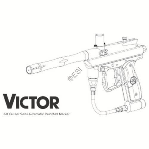 kingman spyder victor 09 gun manual