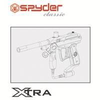 Kingman Spyder Xtra 07 Gun Manual