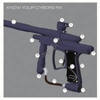 MacDev Cyborg RX Gun Manual