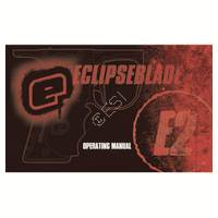 Planet Eclipse Eblade 2 Frame Manual