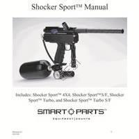 Smart Parts Shocker Gun 4x4 Gun Manual