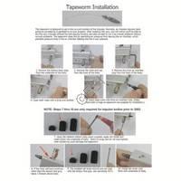 Smart Parts Impulse Gun Tapeworm Manual