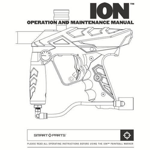 smart parts ion manual pdf
