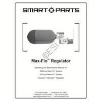 Smart Parts Horizontal Max-Flo Regulator Manual