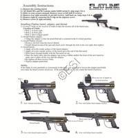 Tippmann 98 Flatline Barrel Manual