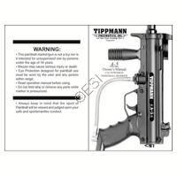 Tippmann A-5 Gun Manual