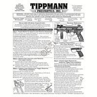 Tippmann A-5 RT Gun Manual
