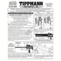Tippmann A-5 Flatline Barrel Manual
