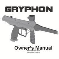 Tippmann Gryphon Gun Manual
