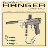 Worr Game Products Ranger Gun Manual
