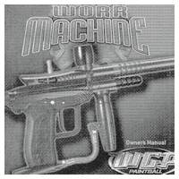 Worr Game Products Worr Machine Gun Manual